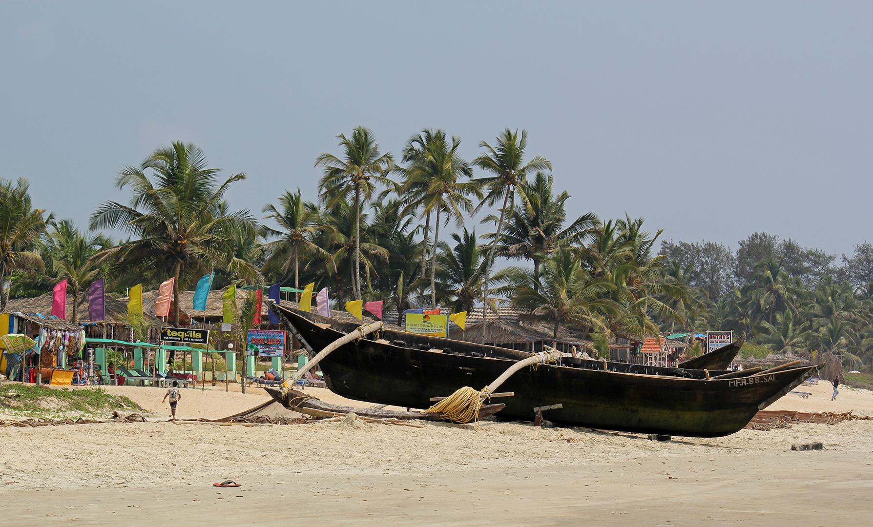 Индия, Гоа, март-апрель 2013 года (часть 1)